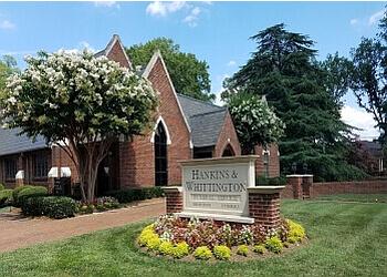 Charlotte funeral home Hankins & Whittington Funeral Service