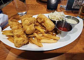 Alexandria seafood restaurant Hank's Oyster Bar