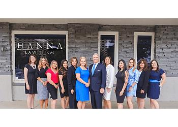 Midland personal injury lawyer Hanna Law Firm
