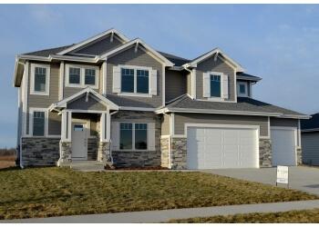 Des Moines home builder Hannah Homes, LLC.