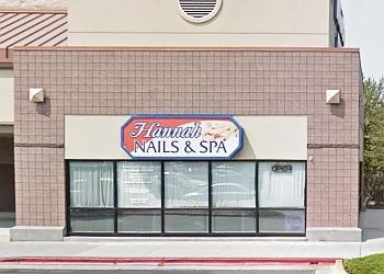 Boise City nail salon Hannah Nail & Spa