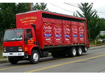 Seattle moving company Hansen Bros. Moving & Storage