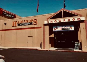 Modesto furniture store Hansen's Furniture