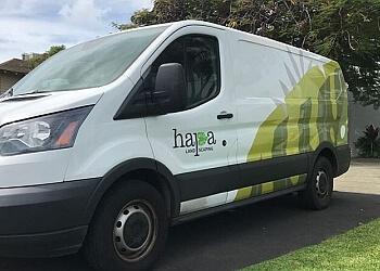 Honolulu landscaping company Hapa Landscaping