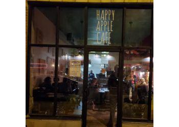Kansas City vegetarian restaurant Happy Apple Cafe