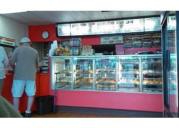 Downey bagel shop Happy Bagels N Donuts