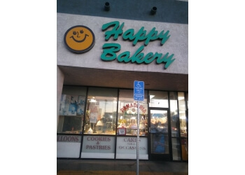El Monte cake Happy Bakery