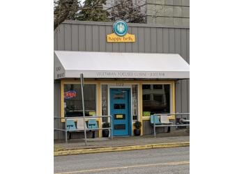 Tacoma vegetarian restaurant Happy Belly