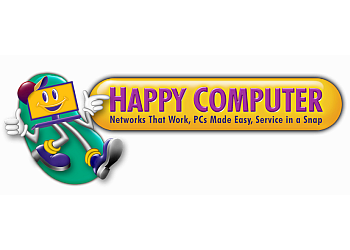 Plano computer repair Happy Computer, Inc