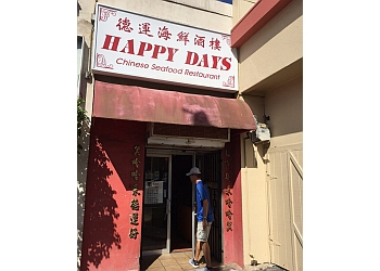 Honolulu chinese restaurant Happy Days