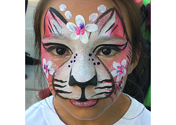 Omaha face painting Happy Faces by Patti and Friends