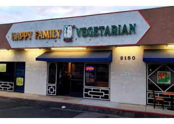 San Bernardino vegetarian restaurant Happy Family Vegetarian