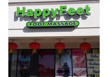Tulsa massage therapy HappyFeet Foot Massage