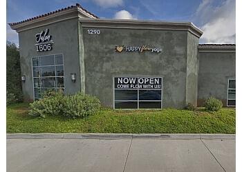 Anaheim yoga studio Happy Flow Yoga