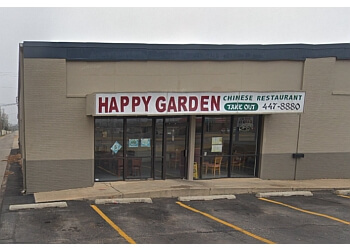 Norman chinese restaurant Happy Garden