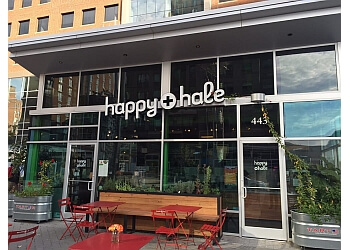 Raleigh juice bar Happy + Hale