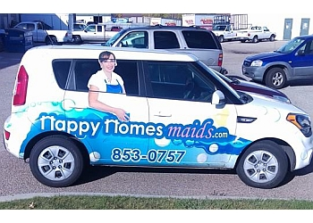 Boise City house cleaning service Happy Homes Maids