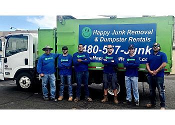 Mesa junk removal Happy Junk Removal