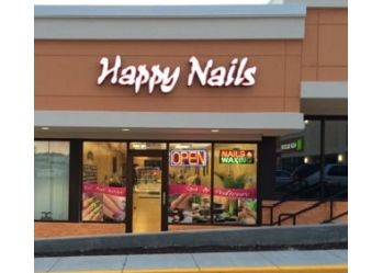 Lincoln nail salon Happy Nails