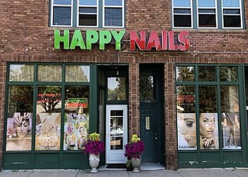 St Paul nail salon Happy Nails