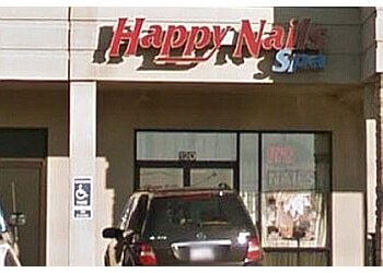 Topeka nail salon Happy Nails Spa