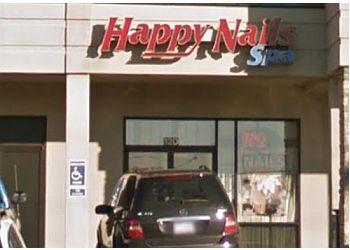Topeka nail salon Happy Nails Spa LLC