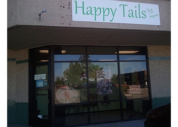 Fontana pet grooming Happy Tails Pet Spa