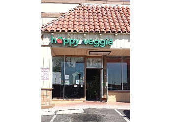 Torrance vegetarian restaurant Happy Veggie