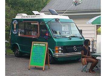 Bridgeport food truck Happy Weiner Truck