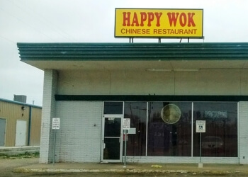 Waco chinese restaurant Happy Wok