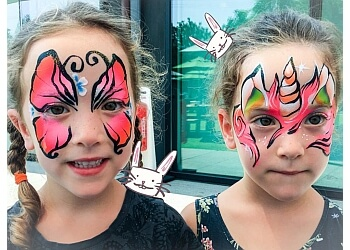 San Francisco face painting Happycake Face Painting