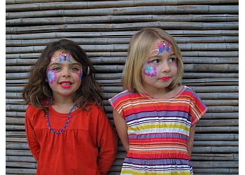 San Francisco face painting Happycake Face Painting
