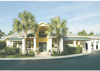 Gainesville assisted living facility HarborChase of Gainesville