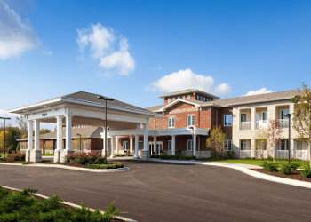 Naperville assisted living facility HarborChase of Naperville