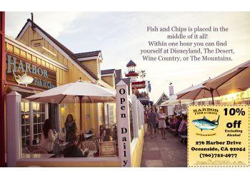 Harbor Fish Chips