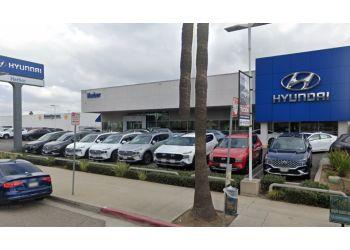 Long Beach car dealership Harbor Hyundai