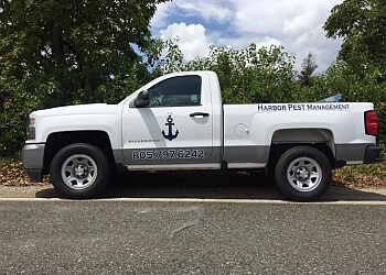 Oxnard pest control company Harbor Pest Management