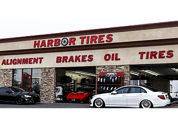 Garden Grove car repair shop Harbor Tires