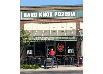 Knoxville pizza place Hard Knox Pizzeria