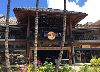 Honolulu american cuisine Hard Rock Cafe