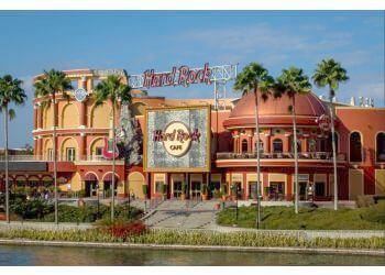 Orlando american restaurant Hard Rock Cafe