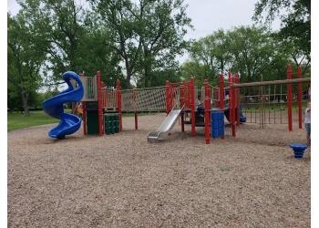 Akron public park Hardesty Park