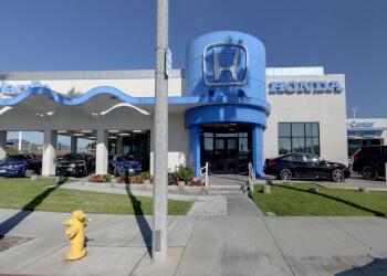 Anaheim car dealership Hardin Honda