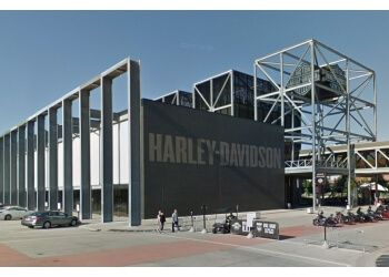 Milwaukee places to see Harley-Davidson Museum