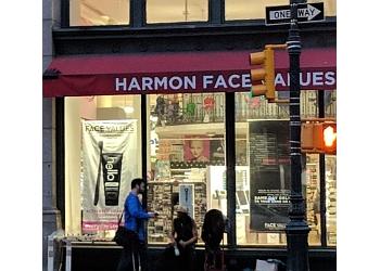 New York pharmacy Harmon Face Values