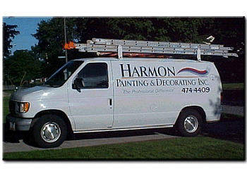 Toledo painter Harmon Painting & Decorating Inc.