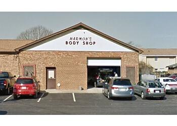 Hampton auto body shop Harmon's Body Shop