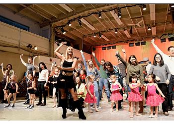 Sunnyvale dance school Harmony Dance Center
