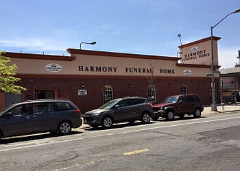 New York funeral home Harmony Funeral Home