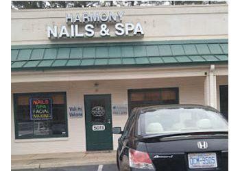 Winston Salem nail salon Harmony Nails & Spa